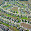 aerial home housing